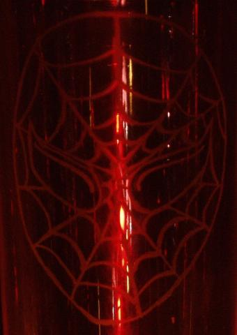 Spiderman_detail_-_red-light.JPG